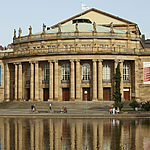 Opernhaus Stuttgart (Bild: Stuttgart Marketing)